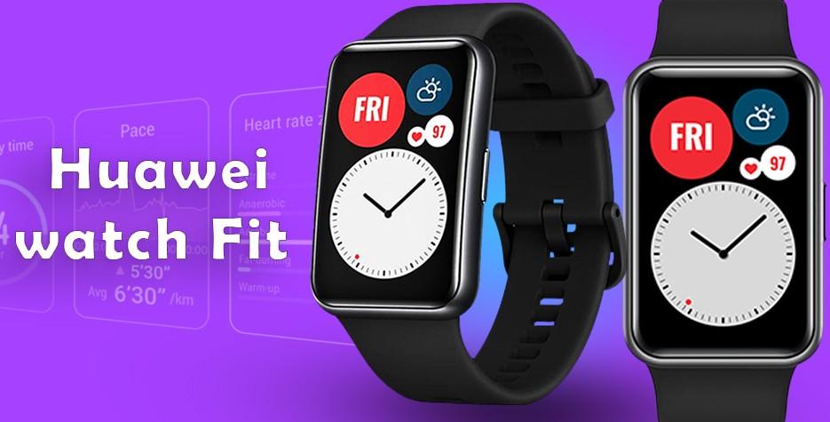 ساعت هوشمند هواوی Watch Fit
